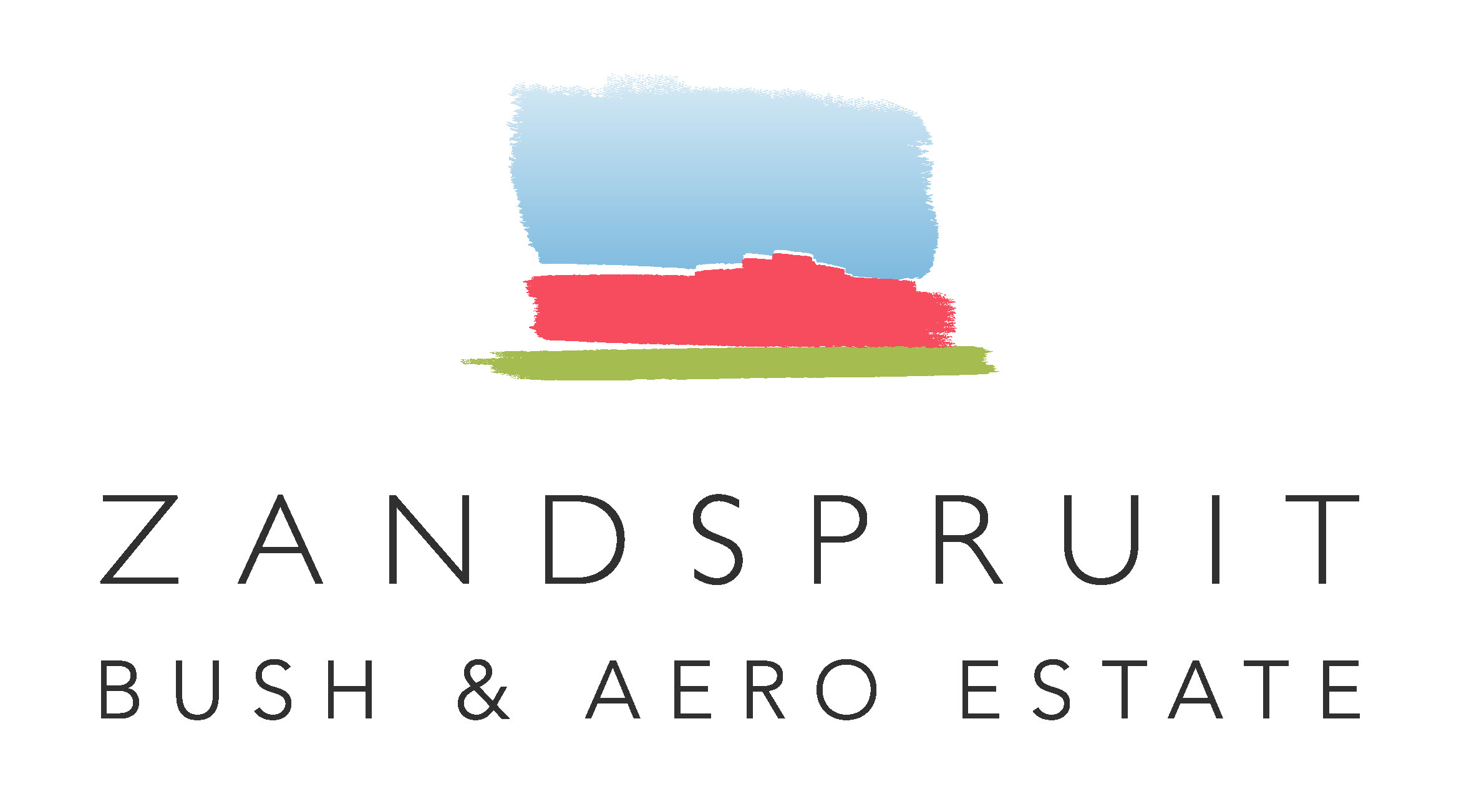 Logo ZANDSPRUIT BUSH and AERO FC